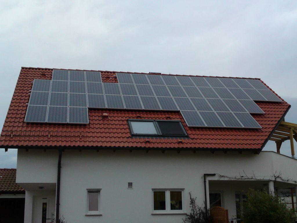 PV-Dach